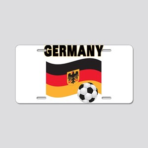 Germany Aluminum License Plate