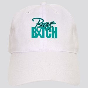 Brave Bitch Cervical Cancer Cap