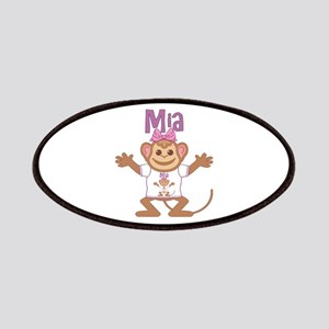 Little Monkey Mia Patches