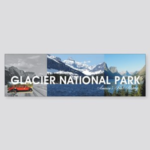 ABH Glacier National Park Sticker (Bumper 10 pk)