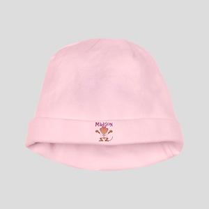 Little Monkey Madison baby hat