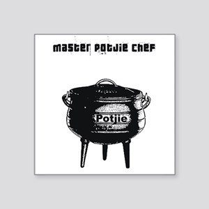 Potjie Chef Sticker