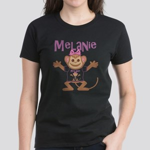 Little Monkey Melanie Women's Dark T-Shirt