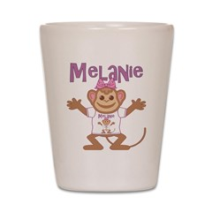 Little Monkey Melanie Shot Glass