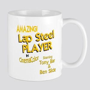 Lap Steel Guitar Mug