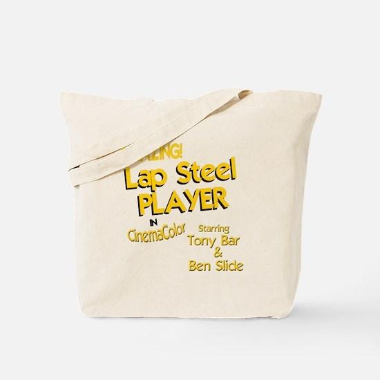 Lap Steel Guitar Tote Bag