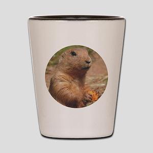 Prairie Dog Shot Glass