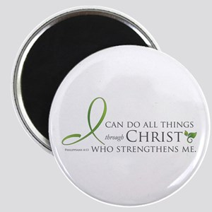 I Can Do All Things Through Christ Magnet Magnets