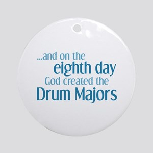 Drum Major Creation Ornament (Round)