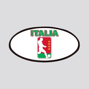 Italian World Cup Soccer Patches