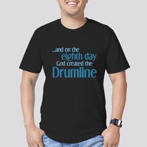 Drumline Creation Men's Fitted T-Shirt (dark)