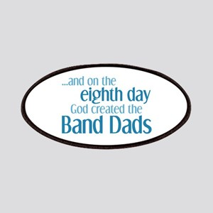 Band Dad Creation Patches