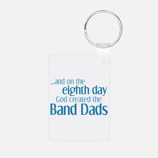 Band Dad Creation Keychains