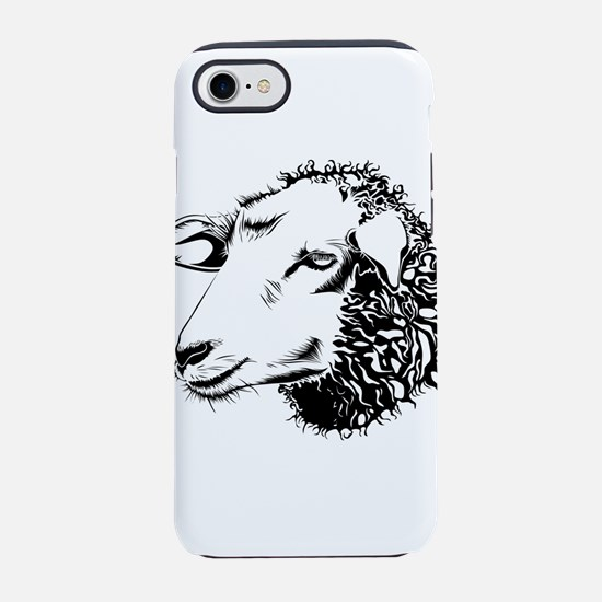 sheep iPhone 7 Tough Case