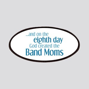 Band Mom Creation Patches