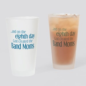 Band Mom Creation Drinking Glass