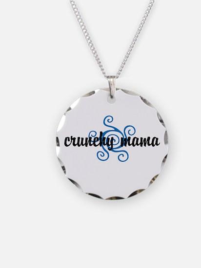 Crunchy mama Necklace