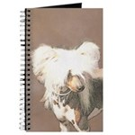 Chinese Crested (Hairless) Journal