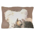 Chinese Crested (Hairless) Pillow Case