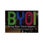 Bring Your Own Improv - Magnets