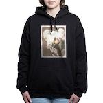 Chinese Crested (Hairles Women's Hooded Sweatshirt