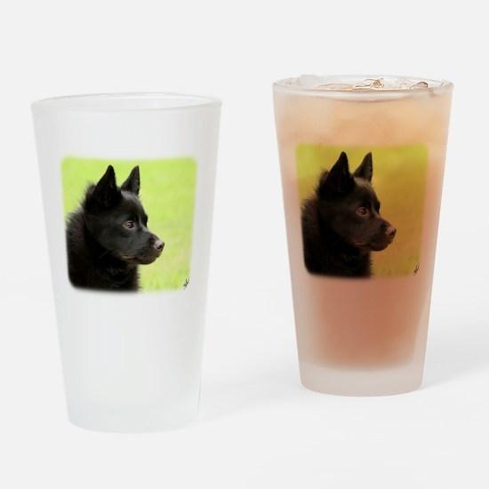 Schipperke 9Y506D-026 Drinking Glass