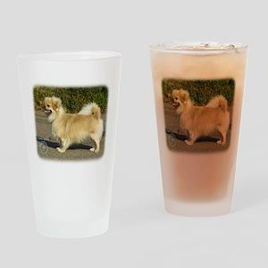 Tibetan Spaniel 9B040D-05 Drinking Glass