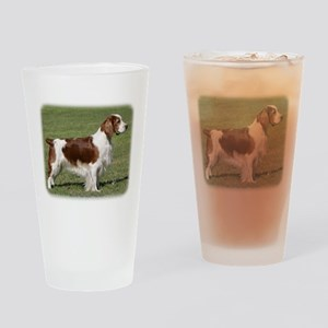 Welsh Springer Spaniel 9Y394D Drinking Glass