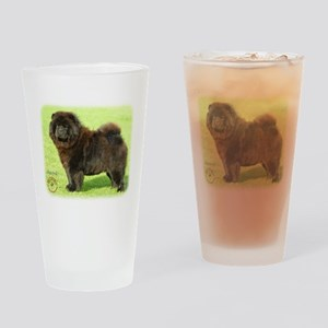 Chow Chow 9B011D-08 Drinking Glass