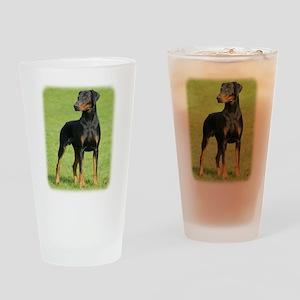 Dobermann 9P99D-60 Drinking Glass