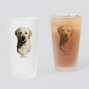 Labrador Retriever 9Y383D-267 Drinking Glass