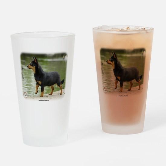 Lancashire Heeler 9R038D-013 Drinking Glass