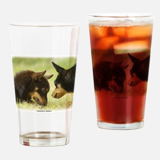Lancashire Heeler 9R038D-242 Drinking Glass