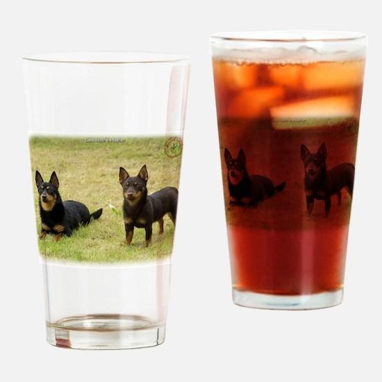 Lancashire Heeler 9R038D-042 Drinking Glass
