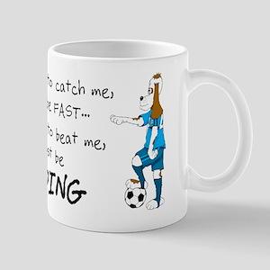 Soccer Dog Mug