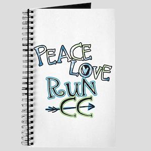 Peace Love Run CC Journal