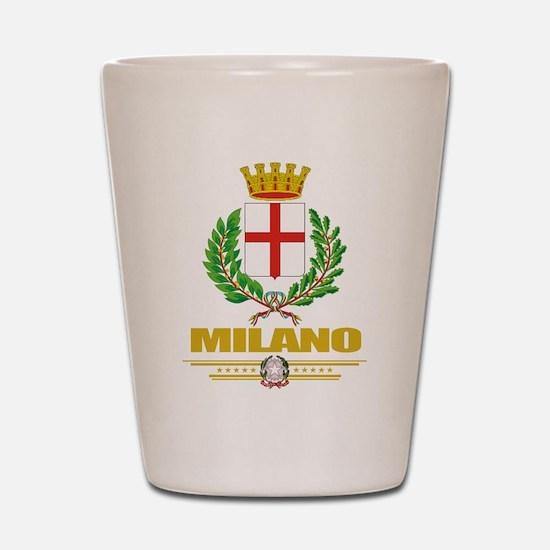 Milano COA Shot Glass