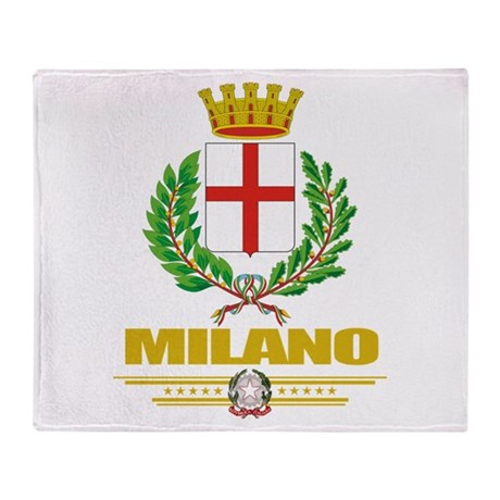 Milano COA Throw Blanket