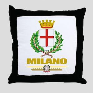 Milano COA Throw Pillow
