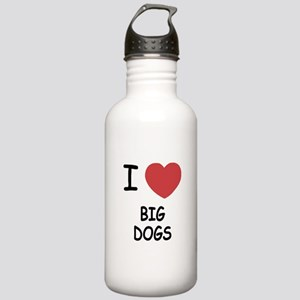 I heart big dogs Stainless Water Bottle 1.0L
