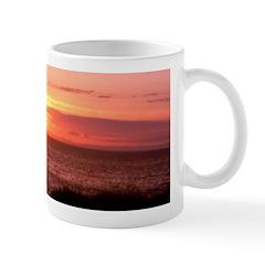Sunset over Puget Sound - Mug