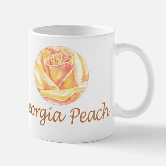 Georgia Peach Mug