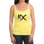 IDC_Logo_Large_Black_Trans Tank Top