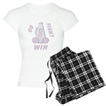 Orchid WIN Ribbon Women's Light Pajamas