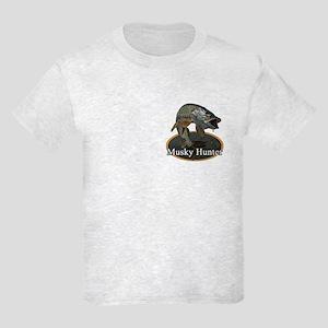 Musky, 6 Kids Light T-Shirt
