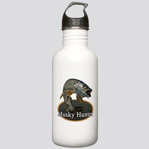 Musky, 6 Stainless Water Bottle 1.0L