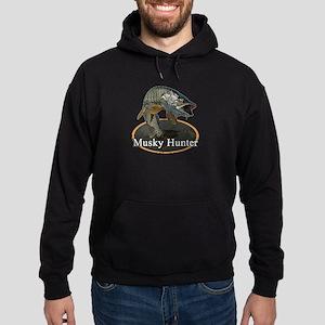 Musky, 6 Hoodie (dark)
