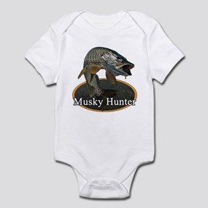 Musky, 6 Infant Bodysuit