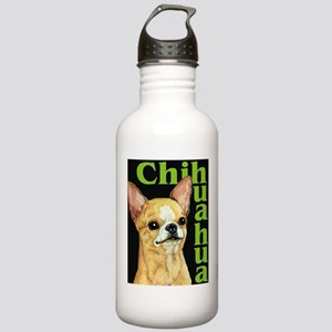 Urban Smooth Chihuahua Stainless Water Bottle 1.0L
