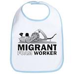 Migrant Foam Worker Bib